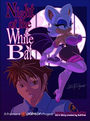 Night of The White Bat [SciFiCat]