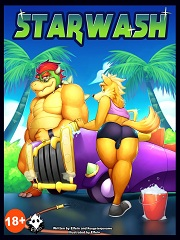 Starwash [Star Fox, Super Mario Bros]