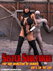 Sister Soulforge 1- Captured Heroines