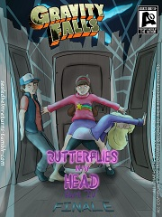 Gravity Falls- Butterflies in My Head Ch. 4- [SealedHelm]