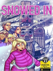 Snowed In Issue 2- [BotComics]
