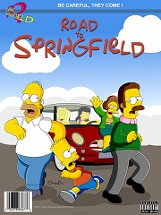 Simpsons- Road To Springfield- [complete]