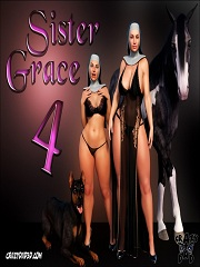 Sister Grace Part 4- [By CrazyDad3D]